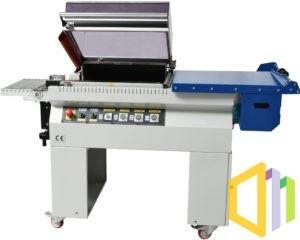 Automatyczna zgrzewarka kloszowa KPS-55