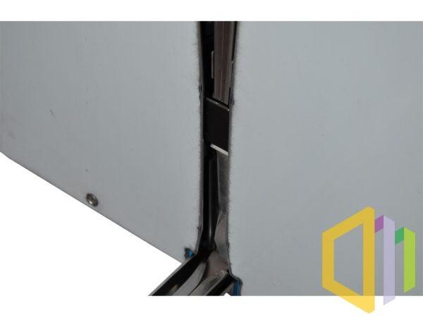 Wiązarka półautomatyczna TP-502MV do pionowego spinania palet
