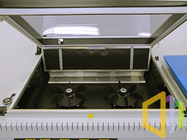 Automatyczna zgrzewarka kloszowa KP-70