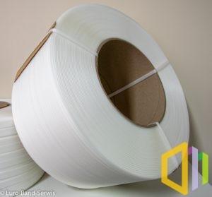 Taśma polipropylenowa (PP) EBS 5045 D 7,0 km biała
