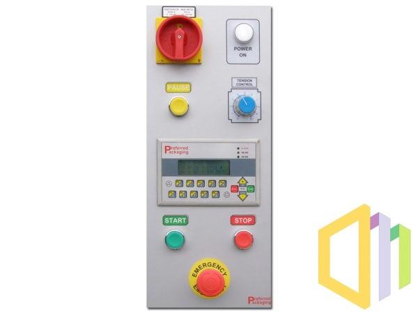 Półautomatyczna owijarka PP-983